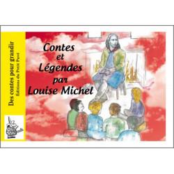CONTES ET LÉGENDES PAR LOUISE MICHEL Librairie Automobile SPE 9782847125238