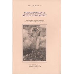 OCTAVE MIRBEAU CORRESPONDANCE AVEC CLAUDE MONET Librairie Automobile SPE MIRBEAU CORRESPONDANCE  MONET