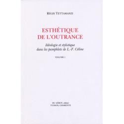 ESTHÉTIQUE DE L'OUTRANCE de Régis TETTAMANZI Librairie Automobile SPE ESTHÉTIQUE OUTRANCE