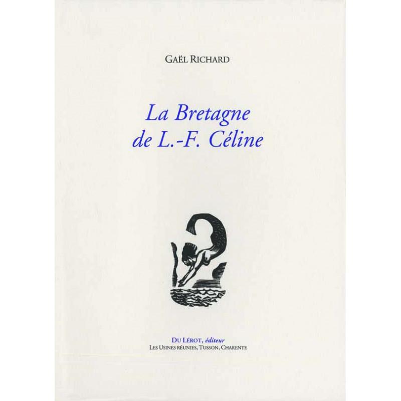 CÉLINE ET LA BRETAGNE de Gaël RICHARD Librairie Automobile SPE 9782355480744