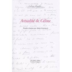 ACTUALITÉ DE CÉLINE par Alain CRESCIUCCI Librairie Automobile SPE ACTUALITÉ DE CÉLINE