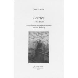LETTRES 1882-1906 de Jean LORRAIN Librairie Automobile SPE 9782355481116