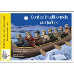 CONTES TRADITIONNELS DU QUEBEC de Jean-Pierre Tusseau Librairie Automobile SPE 9782847124927