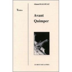 AVANT QUIMPER Librairie Automobile SPE 9782909468518