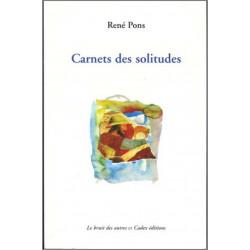 9782914461467 Carnets des solitudes LE BRUIT DES AUTRES