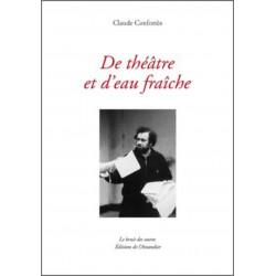 DE THÉÂTRE ET D'EAU FRAÎCHE Librairie Automobile SPE 9782356520555