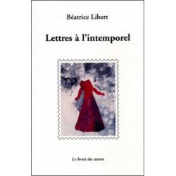 LETTRES A L'INTEMPOREL Librairie Automobile SPE 9782356520425