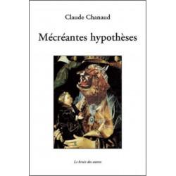 MÉCRÉANTES HYPOTHÈSES Librairie Automobile SPE 9782356520937