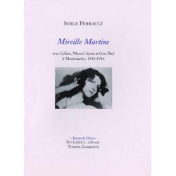 MIREILLE MARTINE de Serge PERRAULT Librairie Automobile SPE MIREILLE MARTINE