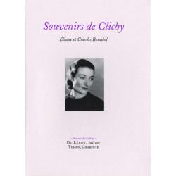SOUVENIRS DE CLICHY de Éliane et Charles BONABEL Librairie Automobile SPE SOUVENIRS DE CLICHY
