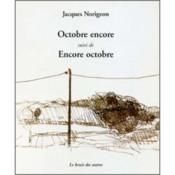 OCTOBRE ENCORE suivi de ENCORE OCTOBRE Librairie Automobile SPE 9782914461153