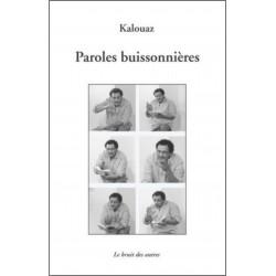 PAROLES BUISSONNIÈRES Librairie Automobile SPE 9782356520791