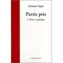 PARTIS PRIS 2 - POÉSIE ET POLITIQUE Librairie Automobile SPE 9782356520241