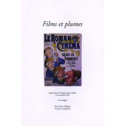 FILMS ET PLUMES - Colloque des Invalides 2010 Librairie Automobile SPE 9782355480560