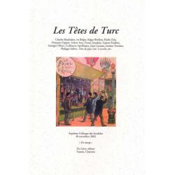 LES TÊTES DE TURC - Colloque des Invalides 2003 Librairie Automobile SPE LES TÊTES DE TURC