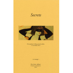 SECRETS - Colloque des Invalides 2013 Librairie Automobile SPE 9782355480898
