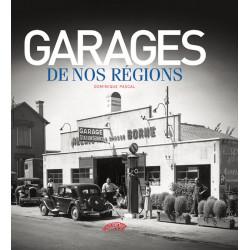 GARAGES DE NOS RÉGIONS Librairie Automobile SPE 9782910434625