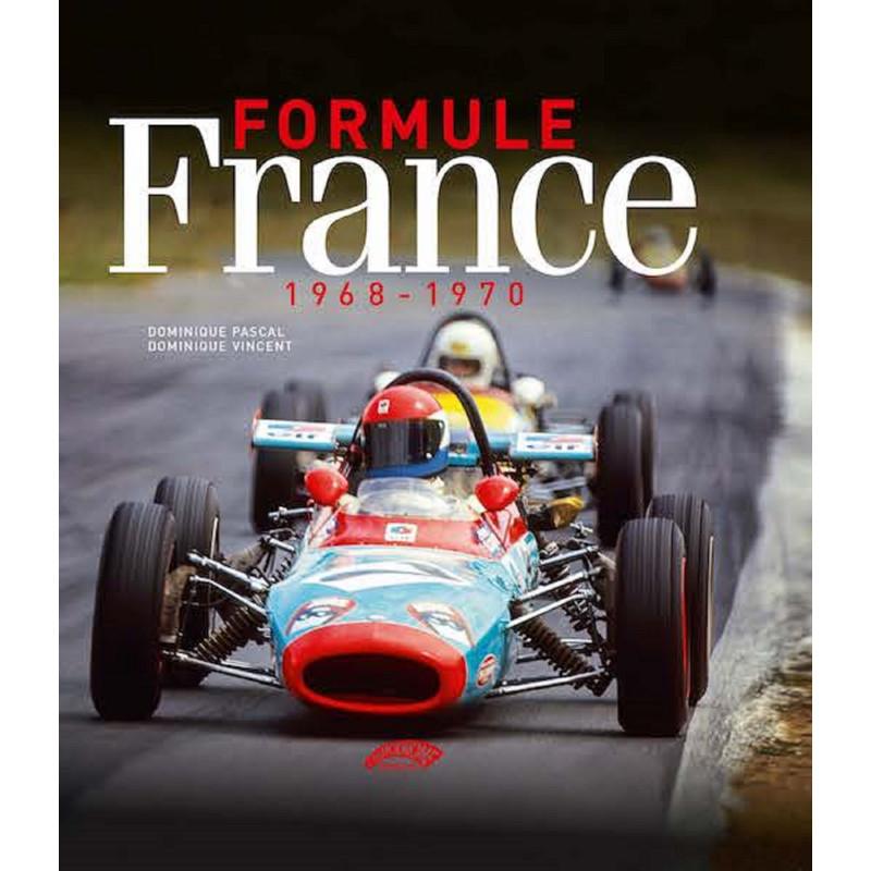 FORMULE FRANCE 1968 - 1970 Librairie Automobile SPE 9782910434618