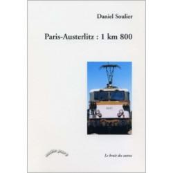 PARIS-AUSTERLITZ : 1Km 800 Librairie Automobile SPE 9782914461191