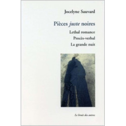 PIÈCES JUSTE NOIRES Librairie Automobile SPE 9782914461207