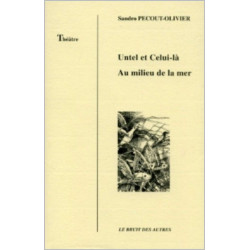 UNTEL ET CELUI-LA suivi de AU MILIEU DE LA MER Librairie Automobile SPE 9782909468549