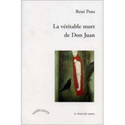 LA VÉRITABLE MORT DE DON JUAN de René PONS Librairie Automobile SPE 9782914461238
