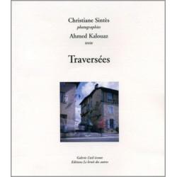 TRAVERSÉES Ahmed KALOUAZ Librairie Automobile SPE 9782356520494