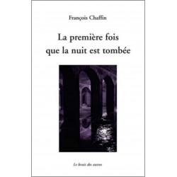 LA PREMIÈRE FOIS QUE LA NUIT EST TOMBÉE Librairie Automobile SPE 9782914461016