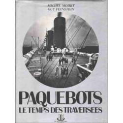 PAQUEBOTS LE TEMPS DES TRAVERSÉES Librairie Automobile SPE Livre PAQUEBOTS
