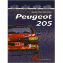 9788890648915 PEUGEOT 205 GUIDE D'IDENTIFICATION