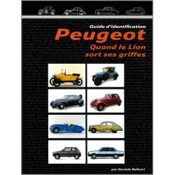 GUIDE D'IDENTIFICATION PEUGEOT Vol.1 Darl'mat, 402, 203 et 104 Coupé ZS... Librairie Automobile SPE 9788890648960