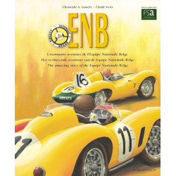 ENB - ( EQUIPE NATIONALE BELGE ) Librairie Automobile SPE 9782960101904