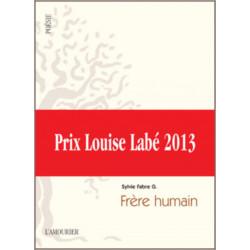 FRÈRE HUMAIN De Sylvie Fabre G. Librairie Automobile SPE 9782915120738
