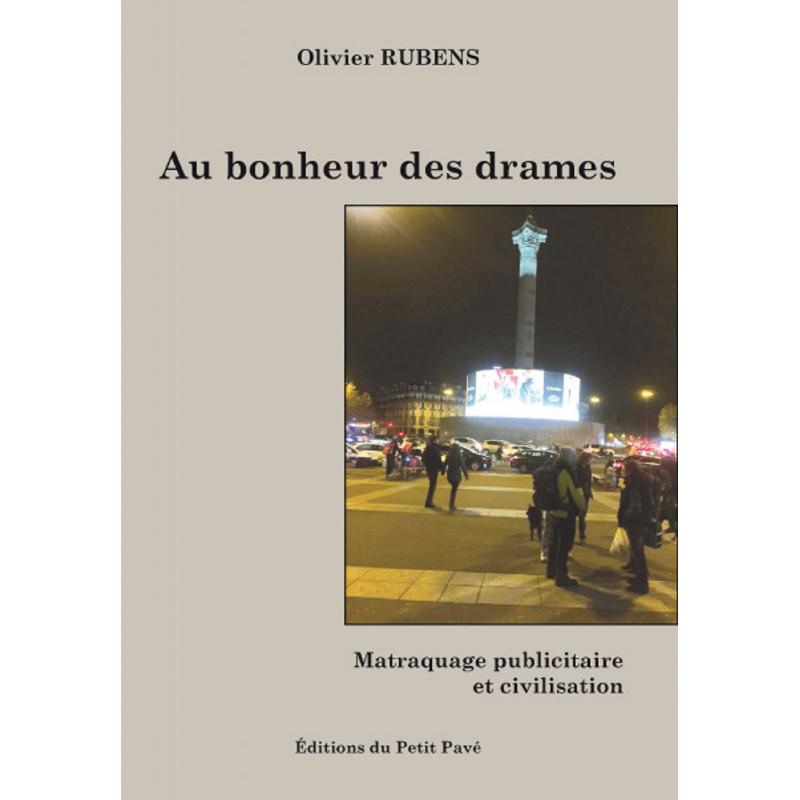 Au bonheur des drames de Olivier Rubens Librairie Automobile SPE 9782847125689