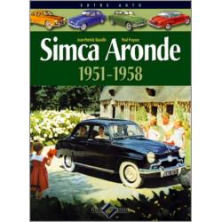 SIMCA ARONDE 1951-1958 Librairie Automobile SPE 9782917038031