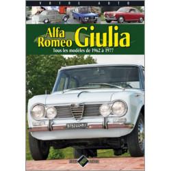 ALFA ROMEO TOUS LES MODÈLES DE 1962 A 1977 Librairie Automobile SPE 9782917038482