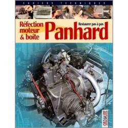 RÉFECTION MOTEUR et BOITE PANHARD Librairie Automobile SPE 9782917038147