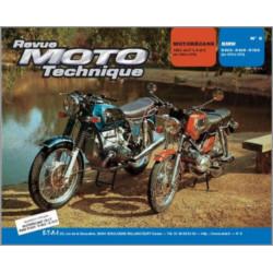 REVUE MOTO TECHNIQUE BMW SERIE 5 , 50/5 , 60/5 et 75/5 de 1970 à 1973 - RMT 6 Librairie Automobile SPE 9782726890035