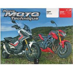 REVUE MOTO TECHNIQUE SUZUKI GSX-S750 2017 et 2018 - RMT 188 Librairie Automobile SPE 9791028306670
