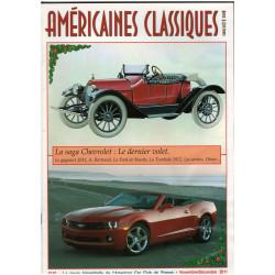 LA SAGA CHEVROLET : LE DERNIER VOLET , AMÉRICAINES CLASSIQUES RODS et CUSTOMS N°140 Librairie Automobile SPE Américaines Clas...
