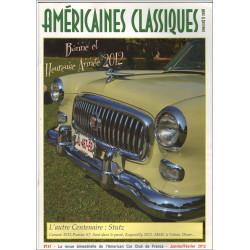L'AUTRE CENTENAIRE : STUTS , AMÉRICAINES CLASSIQUES RODS et CUSTOMS N°141 Librairie Automobile SPE Américaines Classiques N°141