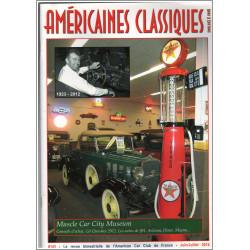 MUSCLE CAR CITY MUSEUM , AMÉRICAINES CLASSIQUES RODS et CUSTOMS N°143 Librairie Automobile SPE Américaines Classiques N°143