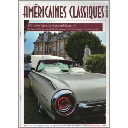 SPÉCIAL RASSEMBLEMENTS AMÉRICAINES CLASSIQUES RODS et CUSTOMS N°145 Librairie Automobile SPE Amércaines Classiques N°145