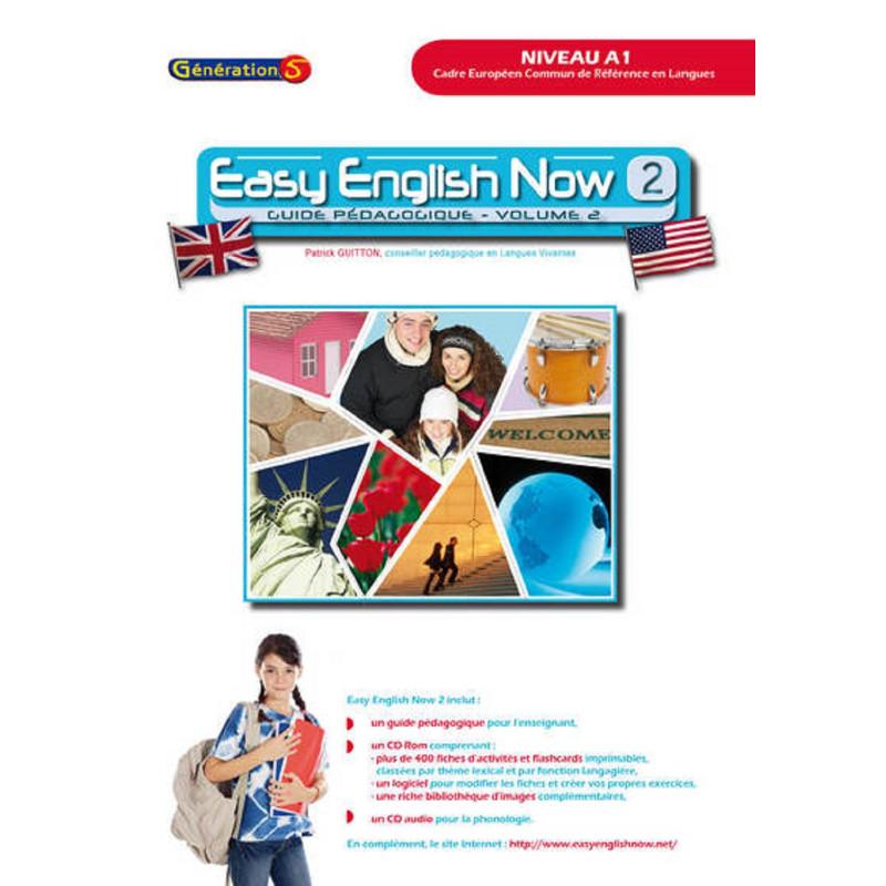 Easy English Now - Volume 2 - Génération 5  9782916785967