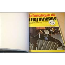 LE FANATIQUE DE L'AUTOMOBILE 1981 + 1982 N°148 À 171 Librairie Automobile SPE FANATIQUE 1981-82