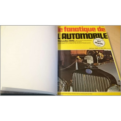 LE FANATIQUE DE L'AUTOMOBILE 1981 + 1982 N°148 À 171 Librairie Automobile SPE FANATIQUE 1981-82