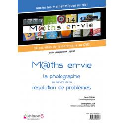 M@ths en-vie (cycles 1, 2, 3) - Génération 5 Librairie Automobile SPE 9782362462337