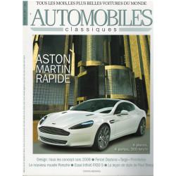 Automobiles Classiques N° 181 - ASTON MARTIN RAPIDE Librairie Automobile SPE AC181
