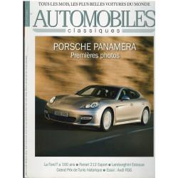 Automobiles Classiques N° 180 - PORSCHE PANAMERA Librairie Automobile SPE AC180
