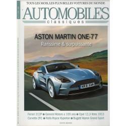 Automobiles Classiques N° 178 - ASTON MARTIN ONE-77 Librairie Automobile SPE AC178